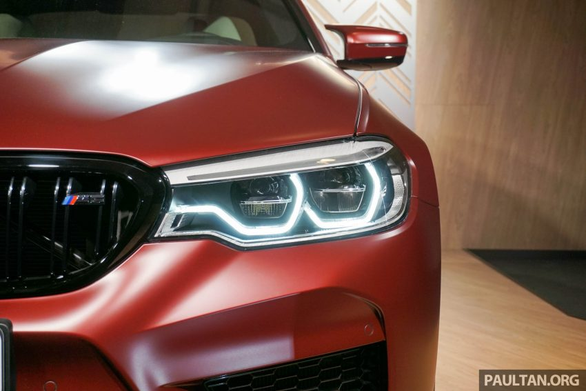 图集:F90 BMW M5 First Edition,全球只限量400辆! Image #51178