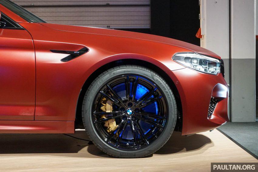 图集:F90 BMW M5 First Edition,全球只限量400辆! Image #51182