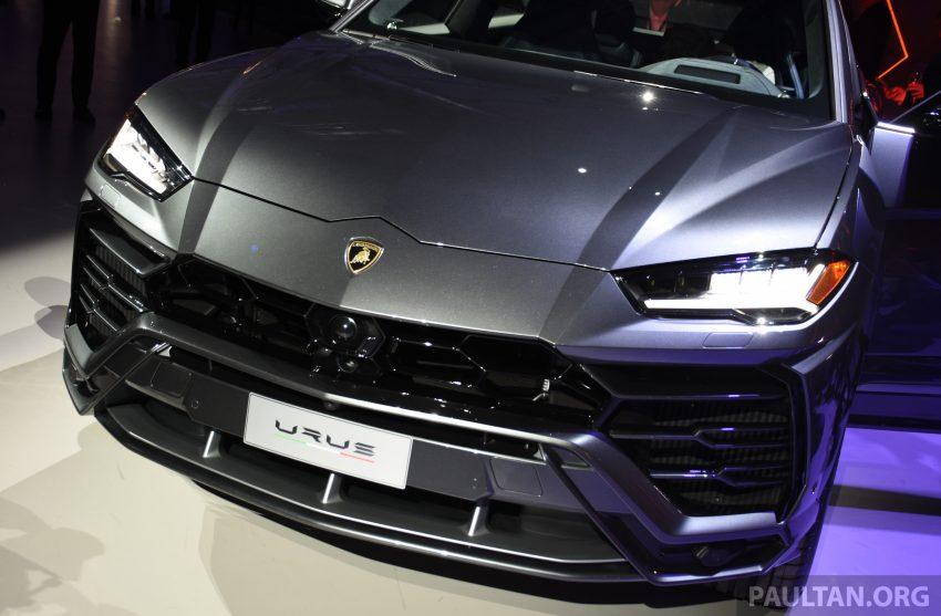 最强SUV, 超级跑旅 Lamborghini Urus 发布, 3.6秒破百! Image #51058