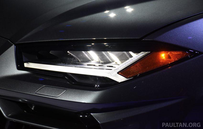 最强SUV, 超级跑旅 Lamborghini Urus 发布, 3.6秒破百! Image #51061
