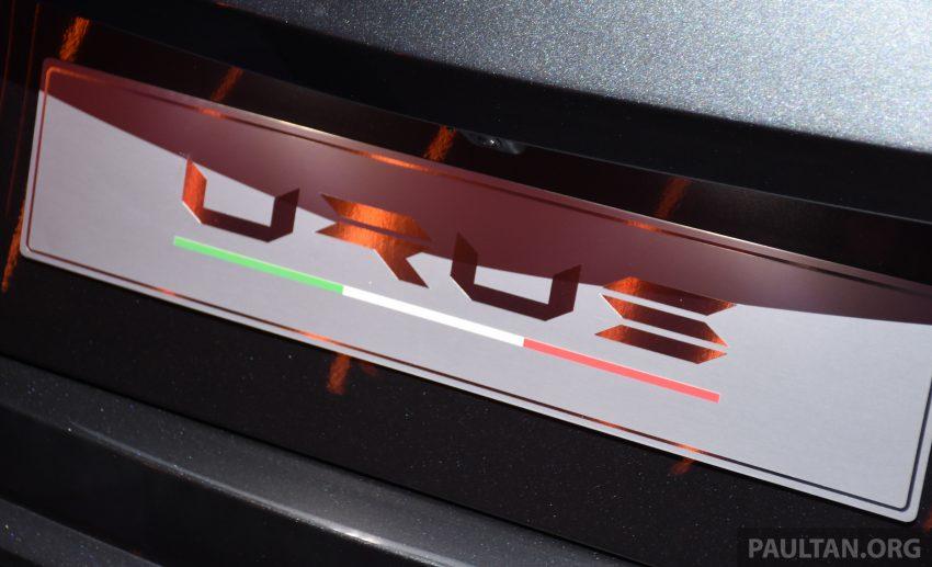 最强SUV, 超级跑旅 Lamborghini Urus 发布, 3.6秒破百! Image #51063