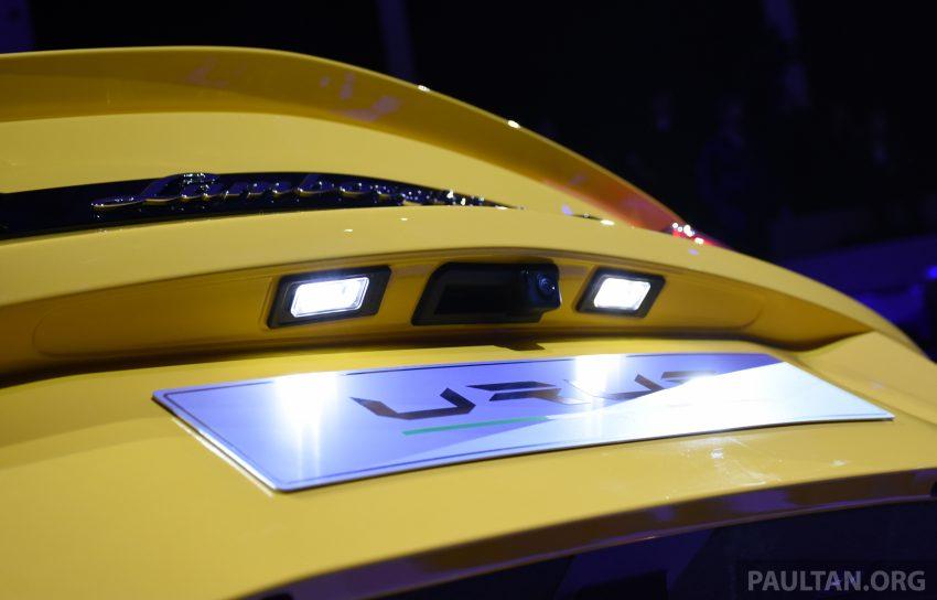 最强SUV, 超级跑旅 Lamborghini Urus 发布, 3.6秒破百! Image #51069