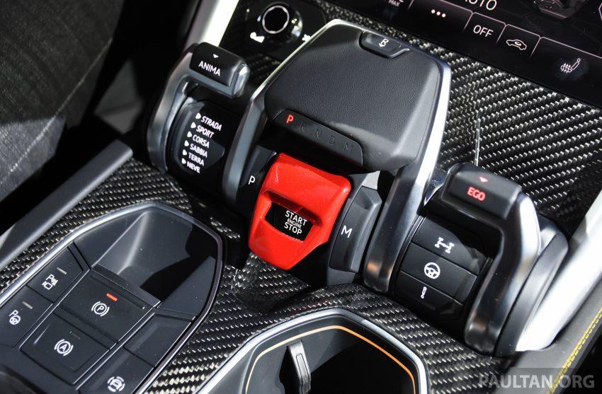 最强SUV, 超级跑旅 Lamborghini Urus 发布, 3.6秒破百! Image #51077