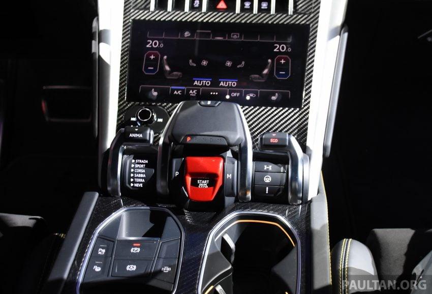 最强SUV, 超级跑旅 Lamborghini Urus 发布, 3.6秒破百! Image #51080