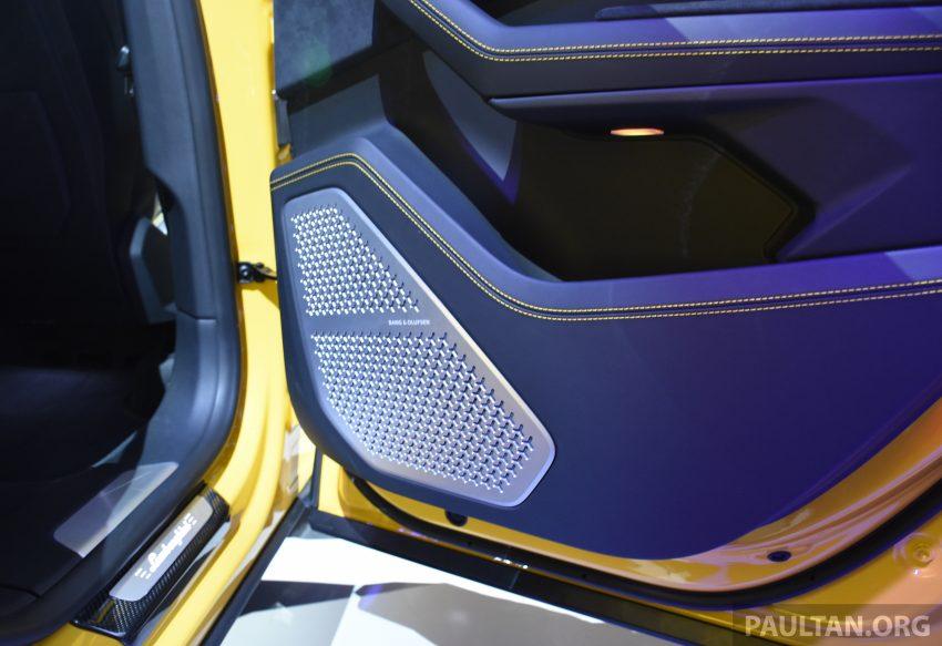 最强SUV, 超级跑旅 Lamborghini Urus 发布, 3.6秒破百! Image #51082