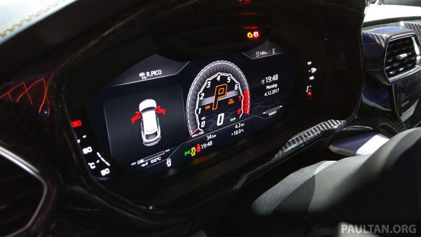 最强SUV, 超级跑旅 Lamborghini Urus 发布, 3.6秒破百! Image #51091