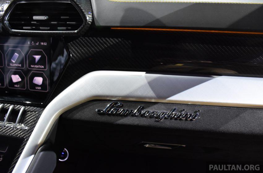 最强SUV, 超级跑旅 Lamborghini Urus 发布, 3.6秒破百! Image #51092