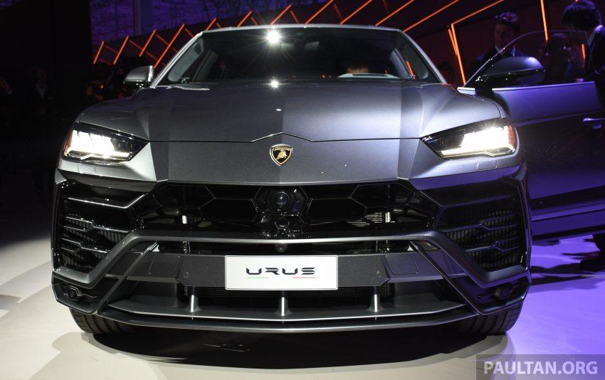 最强SUV, 超级跑旅 Lamborghini Urus 发布, 3.6秒破百! Image #51051