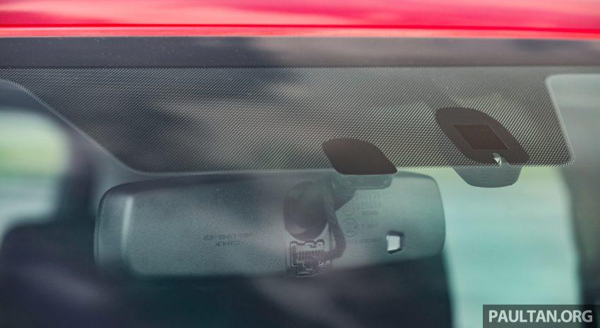 图集:Mazda CX-5 2.0 GL SkyActiv-G 2WD 与 2.2 GLS SkyActiv-D AWD, 两组实车照, 让你对比两个版本的差异。 Image #52370