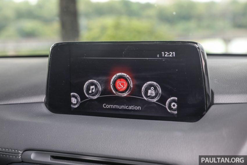 图集:Mazda CX-5 2.0 GL SkyActiv-G 2WD 与 2.2 GLS SkyActiv-D AWD, 两组实车照, 让你对比两个版本的差异。 Image #52394