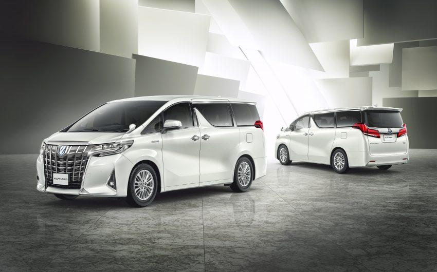 日本发布小改款 Toyota Alphard 与 Vellfire,搭载全新 3.5L V6 自然进气引擎,8AT变速箱,油耗表现更优秀! Image #52210