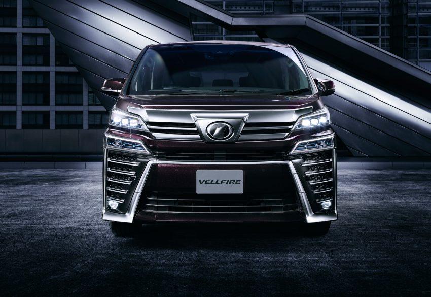 日本发布小改款 Toyota Alphard 与 Vellfire,搭载全新 3.5L V6 自然进气引擎,8AT变速箱,油耗表现更优秀! Image #52242