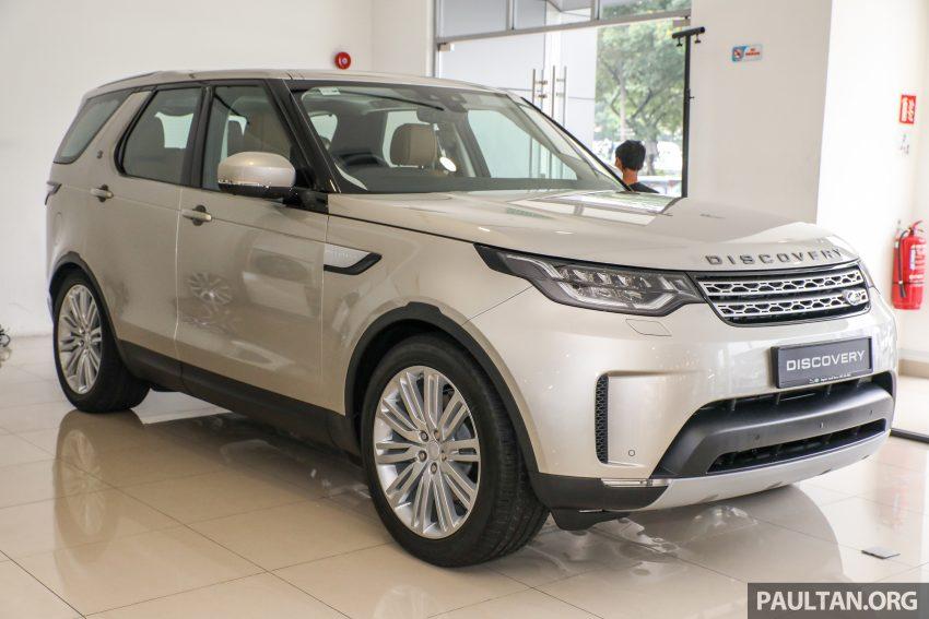 全新 Land Rover Discovery 本地上市,单一等级开价73万 Image #54402