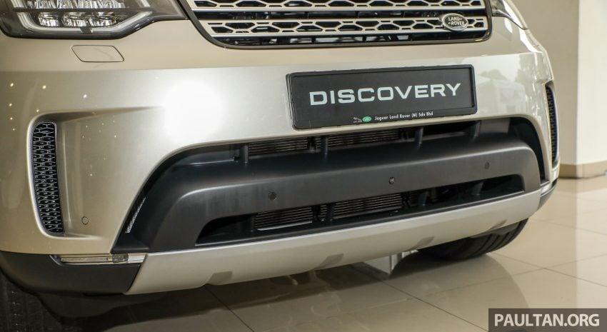全新 Land Rover Discovery 本地上市,单一等级开价73万 Image #54414