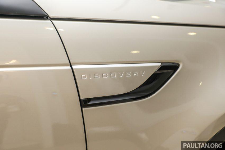 全新 Land Rover Discovery 本地上市,单一等级开价73万 Image #54420
