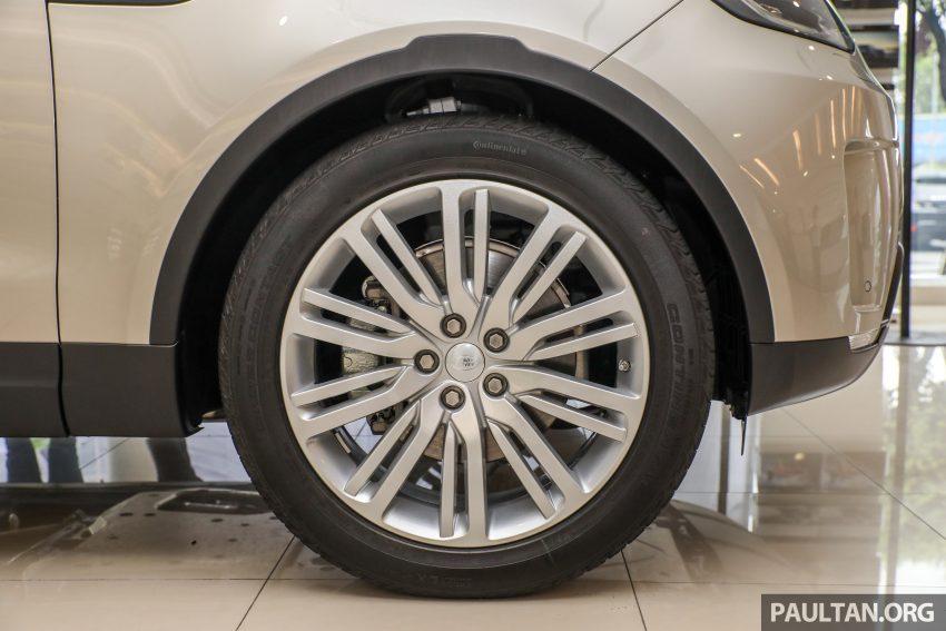 全新 Land Rover Discovery 本地上市,单一等级开价73万 Image #54421