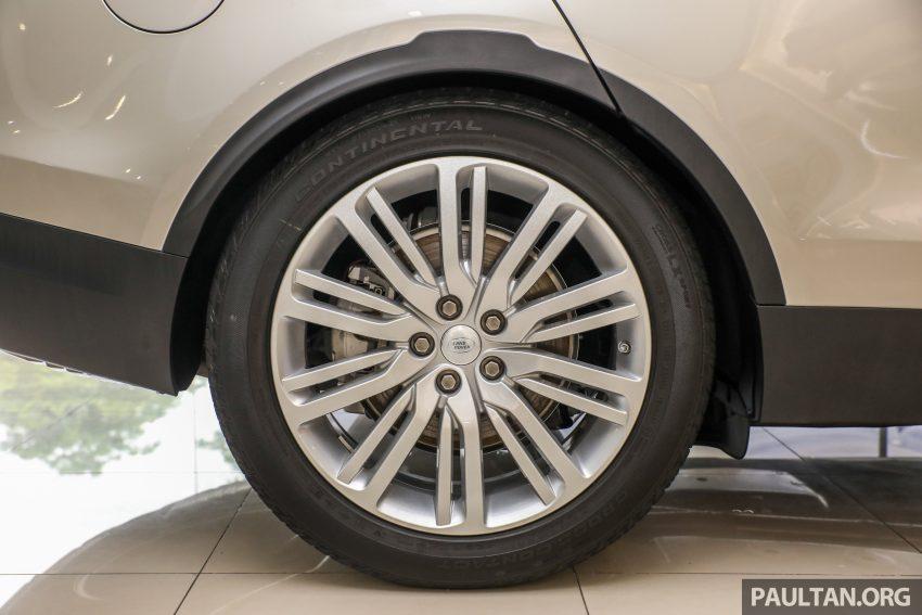 全新 Land Rover Discovery 本地上市,单一等级开价73万 Image #54422