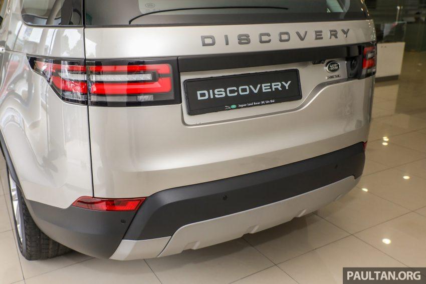 全新 Land Rover Discovery 本地上市,单一等级开价73万 Image #54423