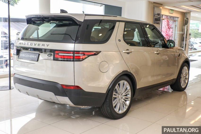 全新 Land Rover Discovery 本地上市,单一等级开价73万 Image #54404