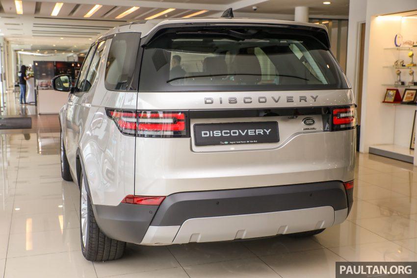 全新 Land Rover Discovery 本地上市,单一等级开价73万 Image #54405