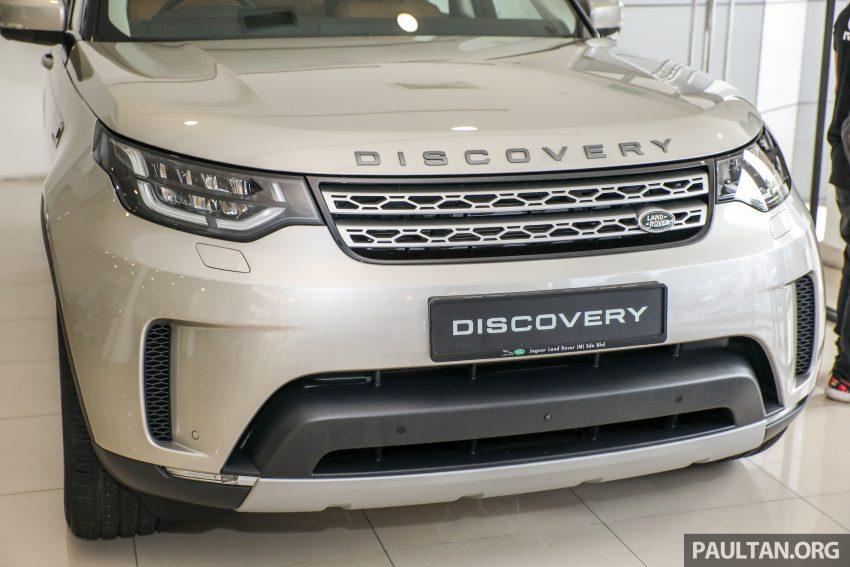 全新 Land Rover Discovery 本地上市,单一等级开价73万 Image #54409