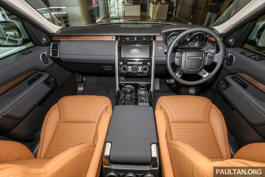 全新 Land Rover Discovery 本地上市,单一等级开价73万 Image #54434