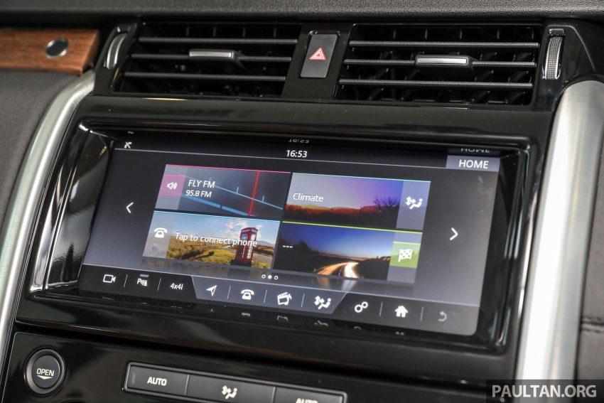 全新 Land Rover Discovery 本地上市,单一等级开价73万 Image #54443