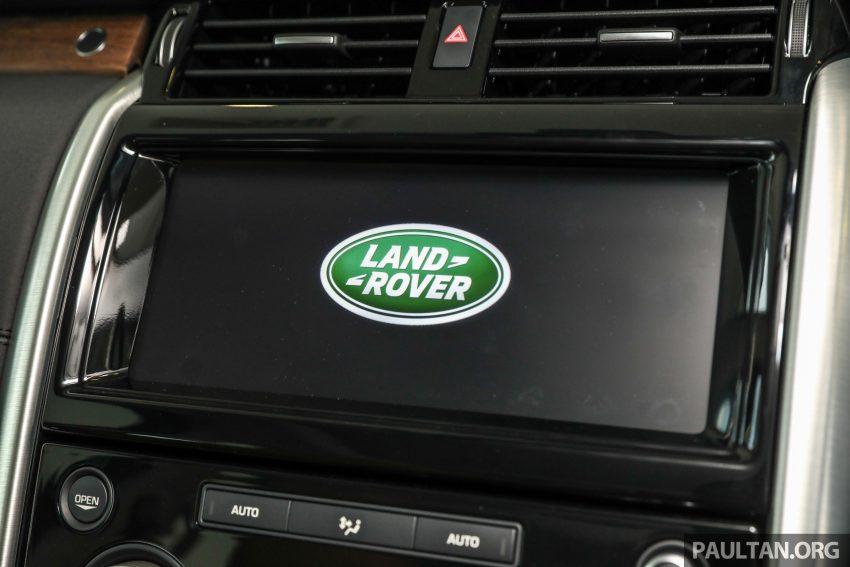 全新 Land Rover Discovery 本地上市,单一等级开价73万 Image #54444