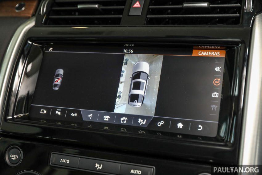 全新 Land Rover Discovery 本地上市,单一等级开价73万 Image #54445