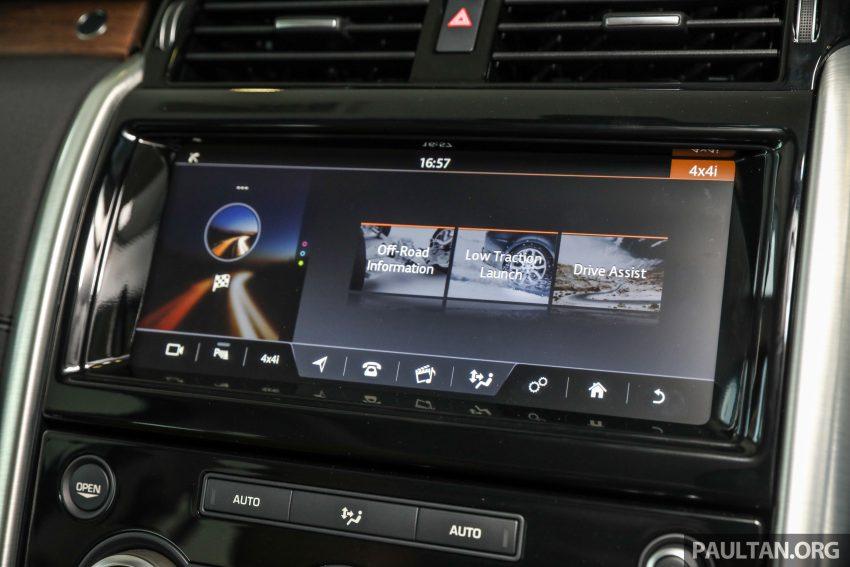 全新 Land Rover Discovery 本地上市,单一等级开价73万 Image #54447