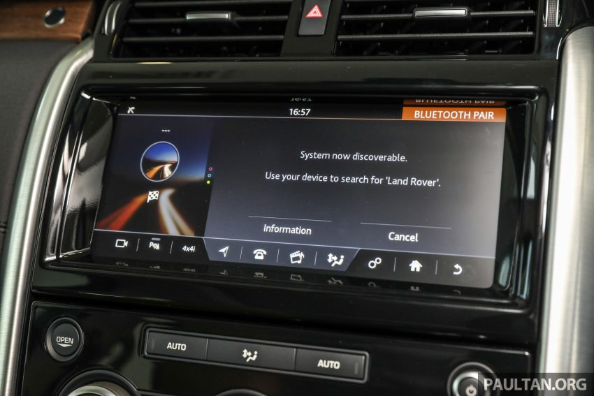 全新 Land Rover Discovery 本地上市,单一等级开价73万 Image #54449