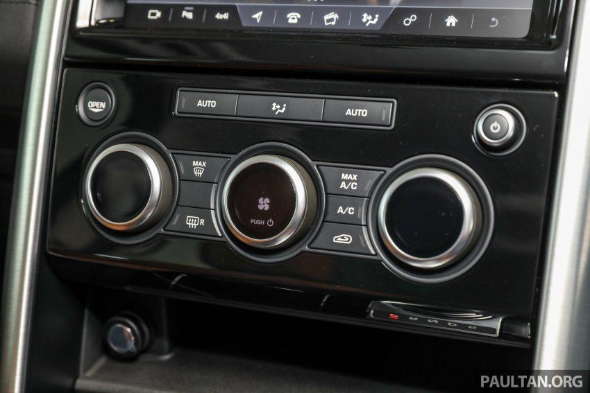 全新 Land Rover Discovery 本地上市,单一等级开价73万 Image #54452