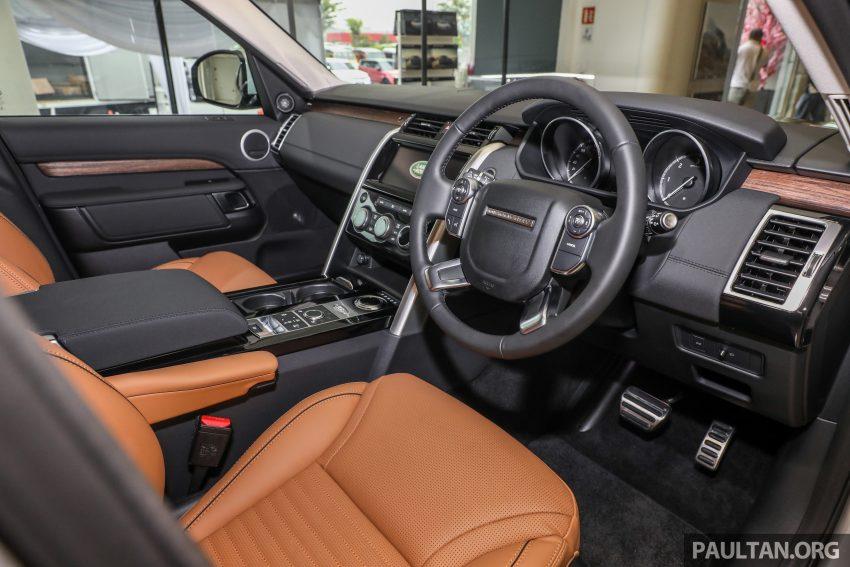 全新 Land Rover Discovery 本地上市,单一等级开价73万 Image #54435