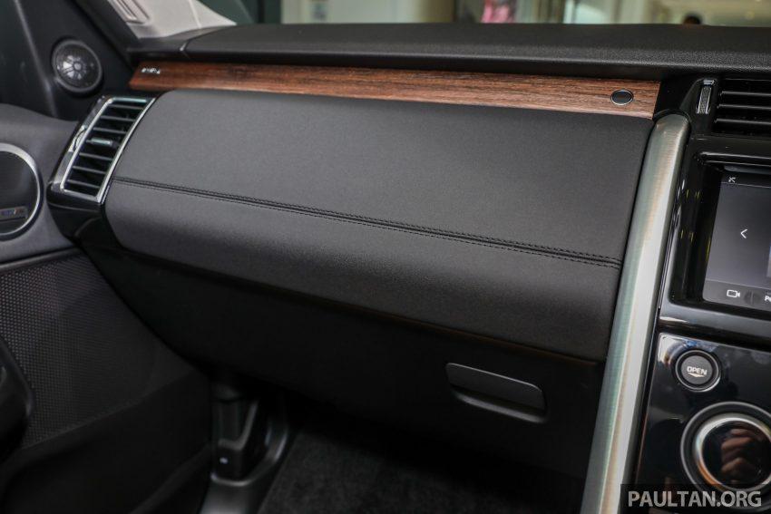 全新 Land Rover Discovery 本地上市,单一等级开价73万 Image #54458