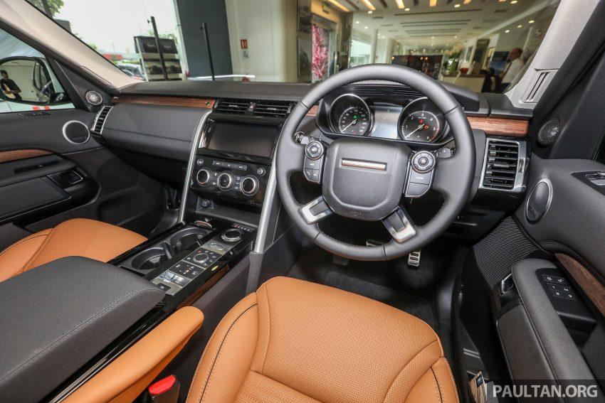 全新 Land Rover Discovery 本地上市,单一等级开价73万 Image #54462