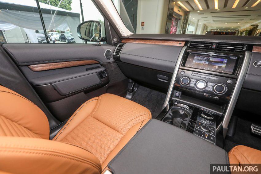 全新 Land Rover Discovery 本地上市,单一等级开价73万 Image #54464