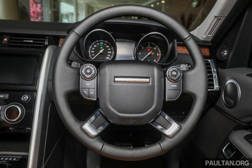 全新 Land Rover Discovery 本地上市,单一等级开价73万 Image #54436
