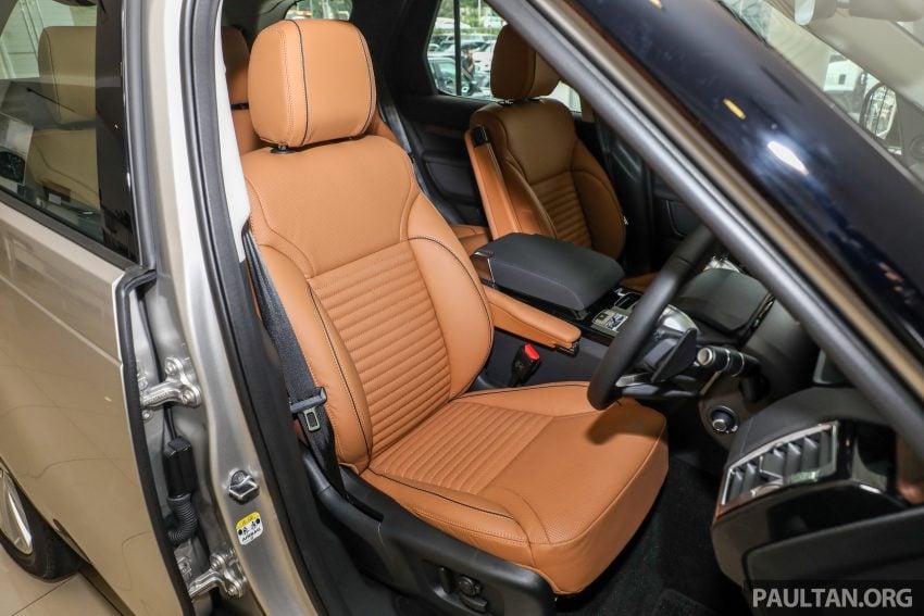全新 Land Rover Discovery 本地上市,单一等级开价73万 Image #54466
