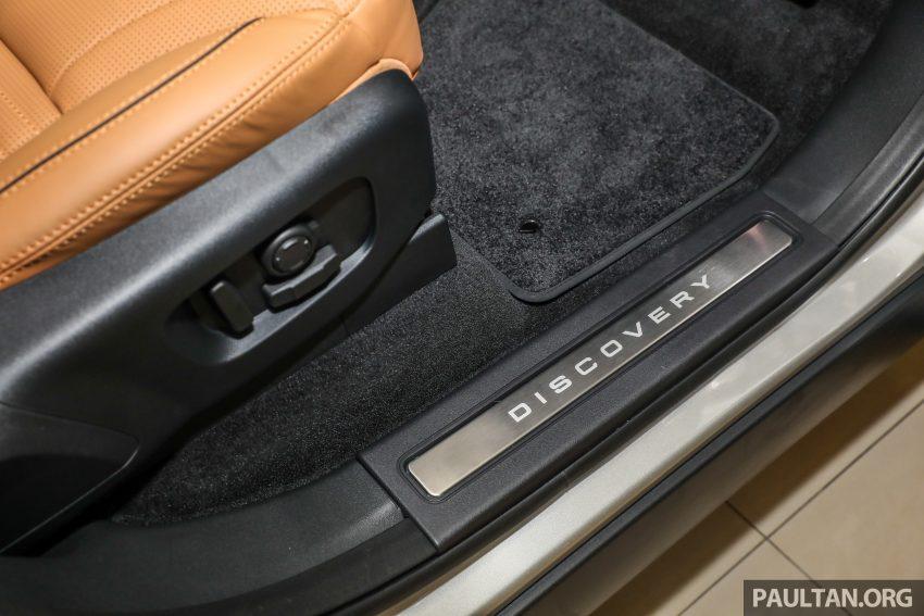 全新 Land Rover Discovery 本地上市,单一等级开价73万 Image #54470