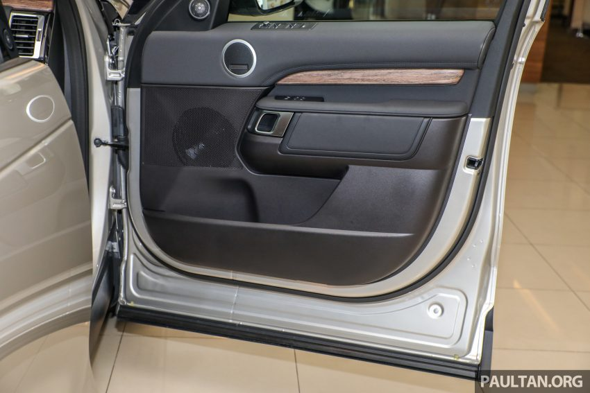 全新 Land Rover Discovery 本地上市,单一等级开价73万 Image #54471