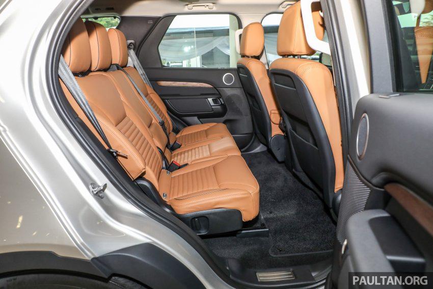 全新 Land Rover Discovery 本地上市,单一等级开价73万 Image #54473
