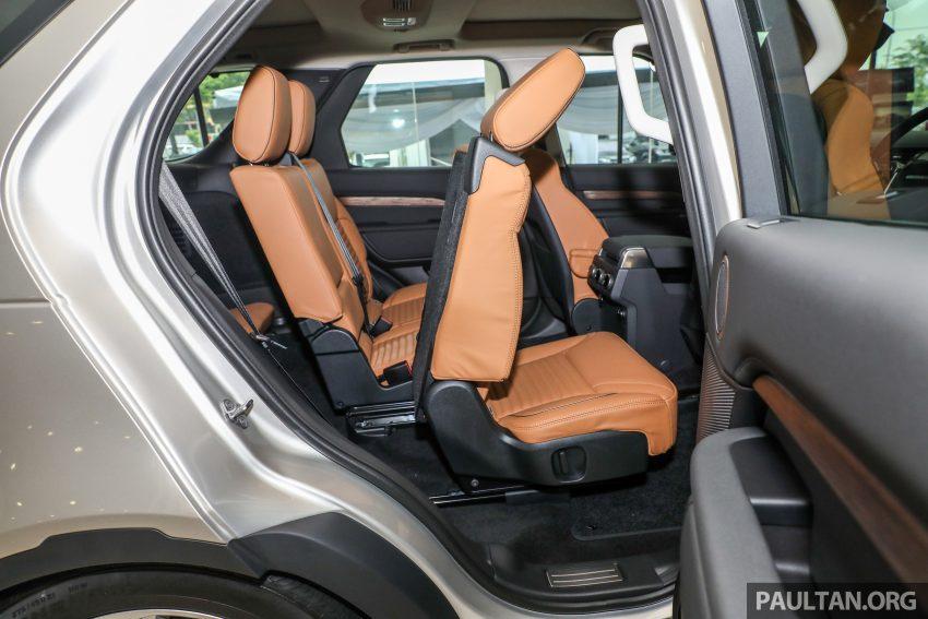全新 Land Rover Discovery 本地上市,单一等级开价73万 Image #54474