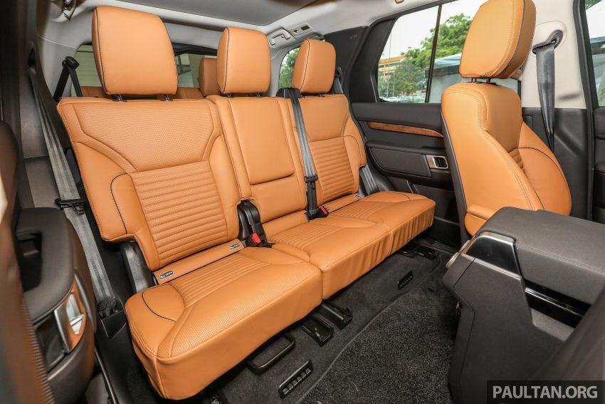 全新 Land Rover Discovery 本地上市,单一等级开价73万 Image #54475