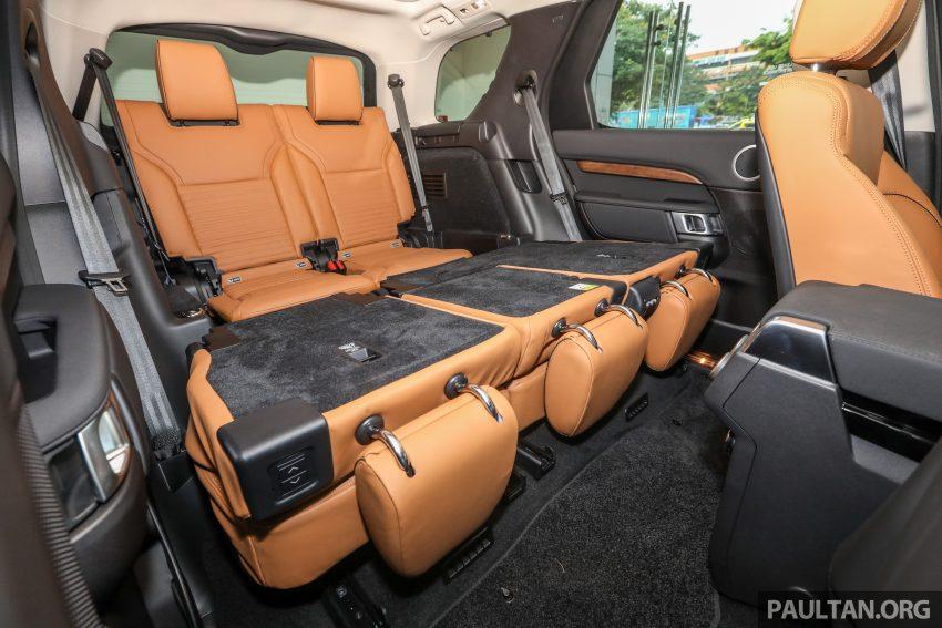 全新 Land Rover Discovery 本地上市,单一等级开价73万 Image #54477