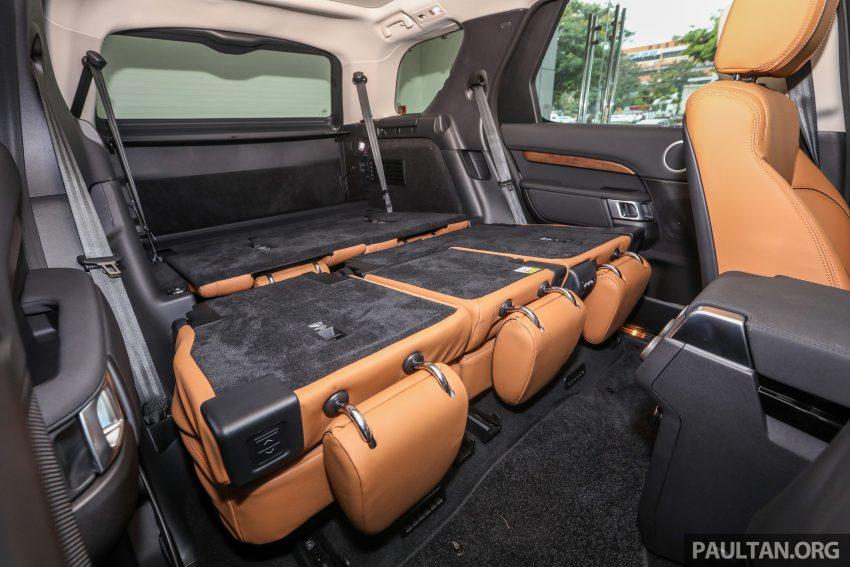 全新 Land Rover Discovery 本地上市,单一等级开价73万 Image #54478
