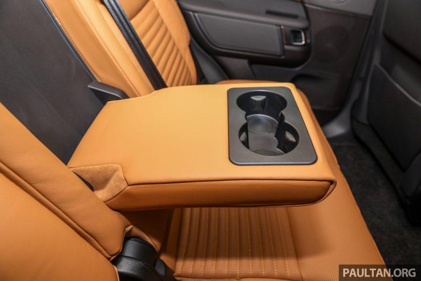 全新 Land Rover Discovery 本地上市,单一等级开价73万 Image #54479