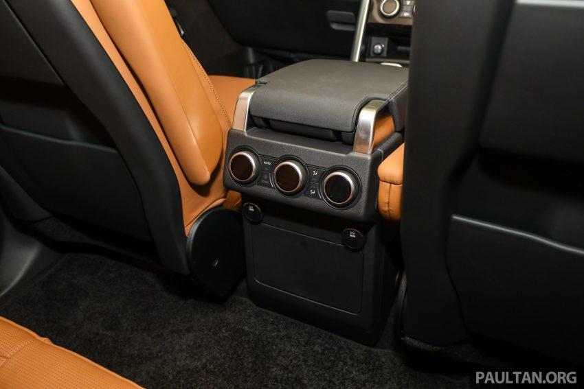 全新 Land Rover Discovery 本地上市,单一等级开价73万 Image #54483