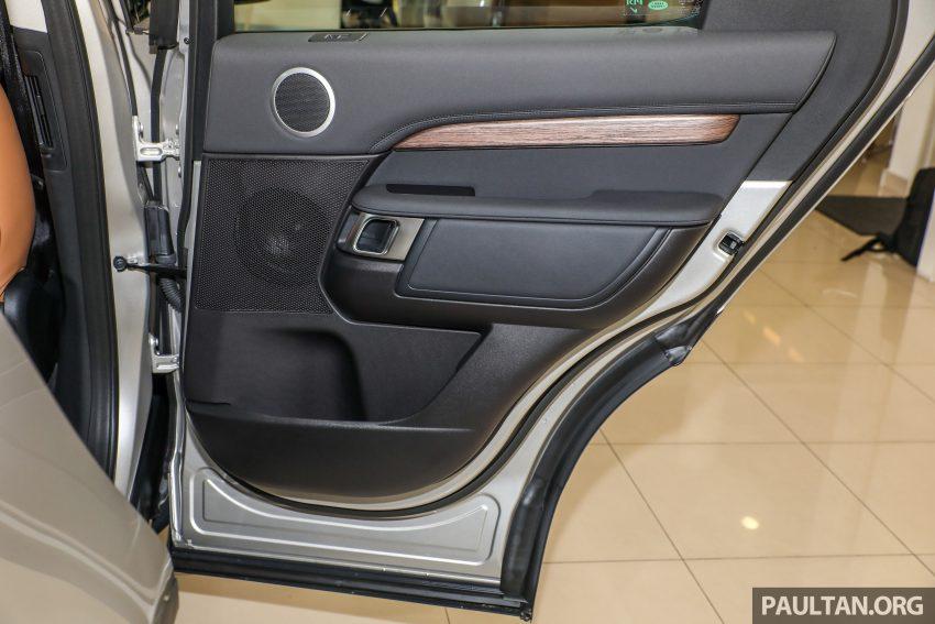 全新 Land Rover Discovery 本地上市,单一等级开价73万 Image #54484