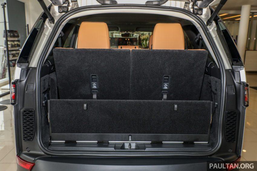 全新 Land Rover Discovery 本地上市,单一等级开价73万 Image #54485