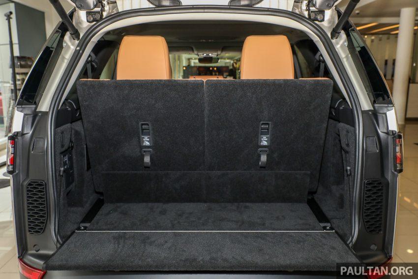 全新 Land Rover Discovery 本地上市,单一等级开价73万 Image #54487